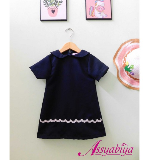 Dress Bayi Renda Prada