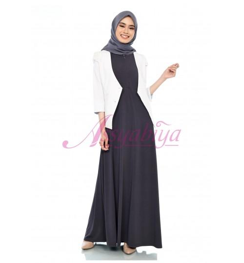 Sleeveless Dress Jersey Abu